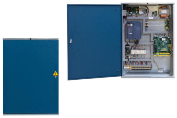 STK1R-AE-MR_Quadro per ascensore elettrico con locale macchina